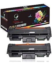 MLT-D116L MLT-D116S Cartucho de tóner, Compatible para Samsung Xpress M2625 M2625D M2626 M2675 M2675F M2675FN M2676 M2825 M2825DW M2825ND M2826 M2835DW, 2 Paquetes
