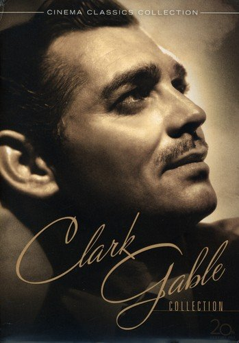 DVD : Clark Gable Collection (Sensormatic, 3PC)