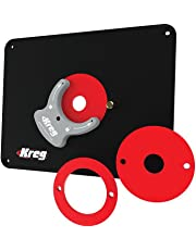 KREG Molded Router Table Insert Plate for Porter-Cable Routers