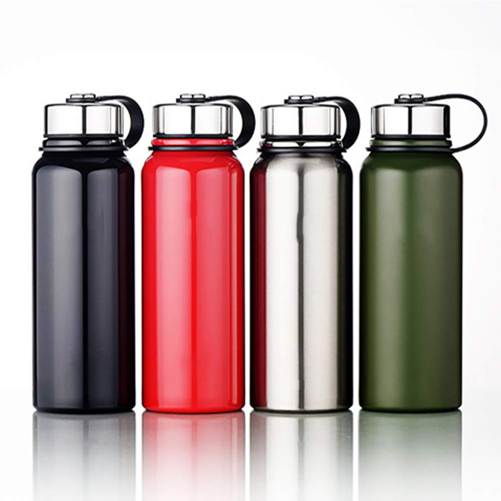 XIAOHE Vakuum Isolierter Reisebecher, tragbar, auslaufsicher, auslaufsicher, auslaufsicher, doppelter Edelstahlbecher, Edelstahlflasche, Vakuum Thermosflasche, geeignet für Outdoor-Sportarten oder Geschenke B07NXZ9FH6 | Gewinnen Sie hoch geschätzt  d2891b