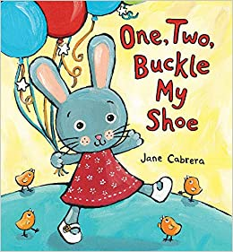 Amazon.fr - One, Two, Buckle My Shoe - Cabrera, Jane - Livres