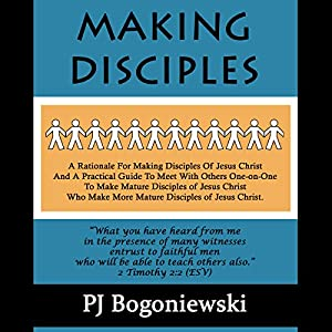 Making Disciples Audiobook