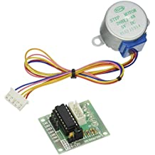 TOOGOO(R) 28BYJ-48 28BYJ48 DC 5V 4-Phase 5-Wire Stepper Motor with ULN2003 Driver Board