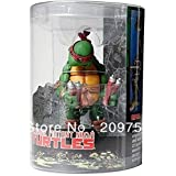 Sea Love Neca Tmnt Teenage Mutant Ninja Turtles Classic Collection Michelangelo Action Figure 5'' New In Box
