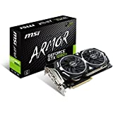 Placa de Video MSI Geforce GTX 1080 TI 11GB ARMOR OC DDR5X 352BITS - GTX 1080 TI ARMOR 11G OC