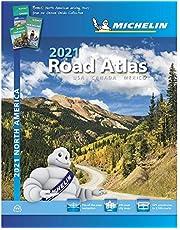 Michelin North America Road Atlas 2021, 19e