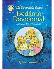 The Berenstain Bears Bedtime Devotional: Includes 90 Devotions