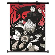 "Full Metal Alchemist Anime Fabric Wall Scroll Poster (16"" x 25"") Inches"