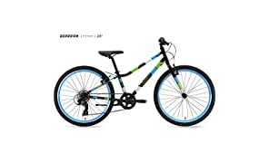 Guardian Kids Bikes Ethos. 16/20/24 Inch, Multiple Colors for Boys/Girls. Safer Brake System for Kids. Lightweight Steel Construction. Easy Assembly. ASO SharkTank.