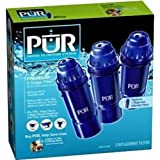 PUR 2 Stage Water Filter (Set of 3)