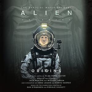 Alien: Covenant Origins Audiobook