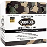 Rust-Oleum 269038 Specialty Camouflage Spray Pack, 12-Ounce, 6-Pack by Rust-Oleum