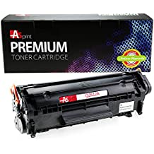 ASprint Compatible Toner Cartridge Replacement for HP Q2612A 12A Black for LaserJet 1010 1012 1015 1018 1020 1022 3015 3020 3030 3050 3050Z 3052 3055 M1005MFP M1319MFP Canon L100 L120 MF4150 MF4370dn