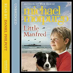 Little Manfred Audiobook