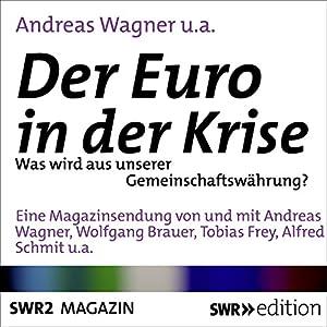 Der Euro in der Krise Hörbuch