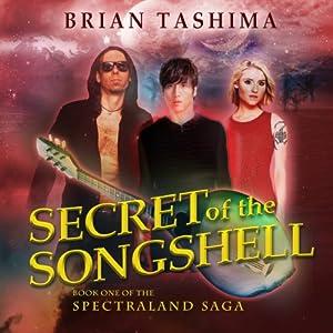Secret of the Songshell Audiobook