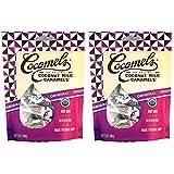 Cocomels Coconut Milk Caramels - Organic Dairy Free, Original 2 Pack