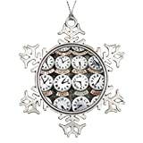 Marty Q International Best Friend Snowflake Ornaments International Time Make Your Own Snowflake Ornaments