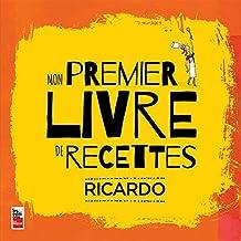 Mon premier livre de recettes (French Edition)