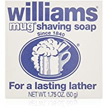 Williams Mug Shaving Soap, 10.5 Ounce