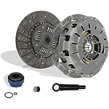 Clutch Kit Works With Mazda B2300 B2500 Ford Ranger XL XLT SE SX DS STX Troy Splash Base Edge 11/1994-2011 2.5L 2.3L Gas SOHC 3.0L V6 Gas OHV Naturally (Self Adjusting Plate)