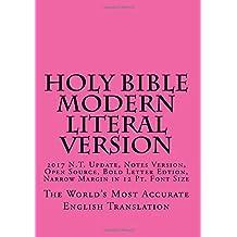 Modern Literal Version