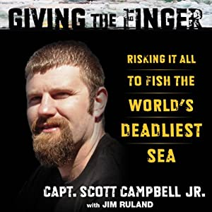 Giving the Finger Audiobook