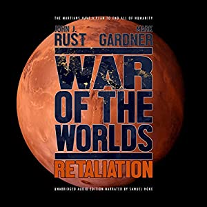 War of the Worlds: Retaliation Audiobook