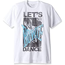 Jack Of All Trades mens David Bowie Let's Dance T-shirt