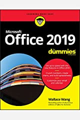 Office 2019 For Dummies (For Dummies (Computer/Tech)) Kindle Edition