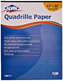 Alvin, Quadrille Paper, Graph and Drafting, 4x4