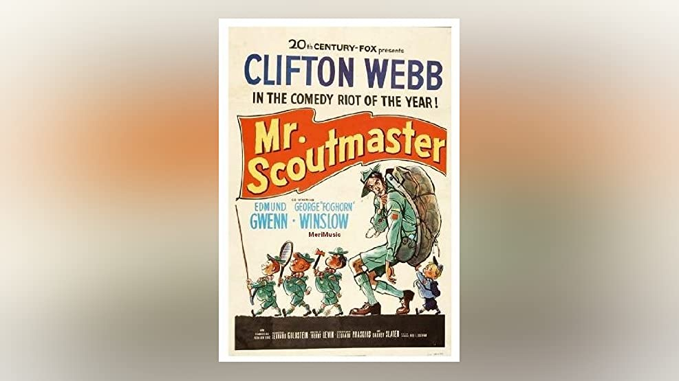 Mr Scoutmaster