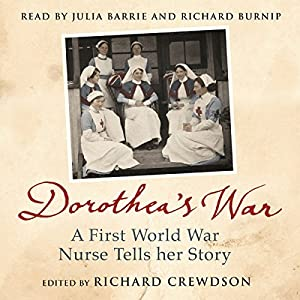 Dorothea's War Audiobook