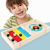 Picter Curling Sports Shuffleboard Game Shuffleboard Equipment Fun Games for Kids and Adults