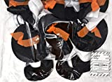 6 Pack Halloween Party Decoration Hanging Ghosts