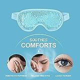 Sleeping Eye Mask for Migraines and Headache