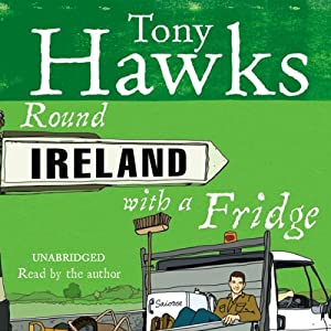 Round Ireland with a Fridge Audiobook