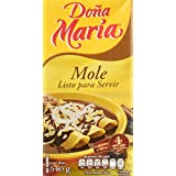 Doña María, Mole líquido, 540 gramos