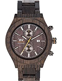 WeWood Laguna Noce Wood Watch | Chocolate