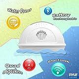 Pyle PWR90DBL Aqua Blast Waterproof Bluetooth