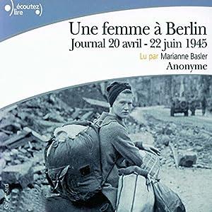 Une femme à Berlin | Livre audio
