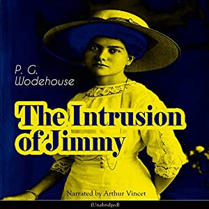 The Intrusion of Jimmy Audiobook