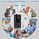 Doorbell Camera & Video Doorbell Waterproof/1080P