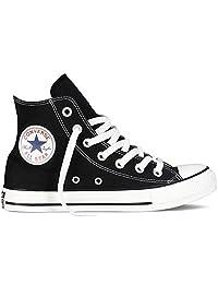 Converse Chuck Taylor All Star Hi Top BLACK(Size: 10 US Men's)
