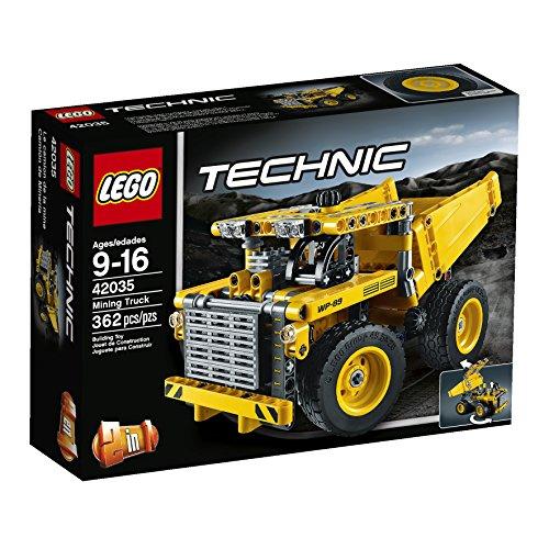LEGO Technic 42035 משאית כורים