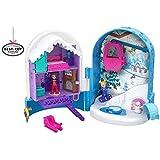 Polly Pocket Big Pocket World Snow Globe Playset