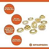Stimpson ESPGW2XLSS500 Self-Piercing Grommet and