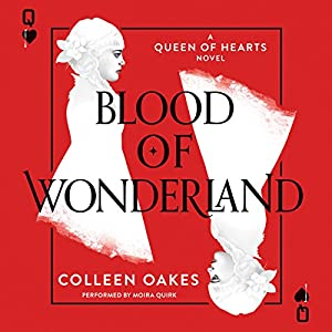 Blood of Wonderland Audiobook