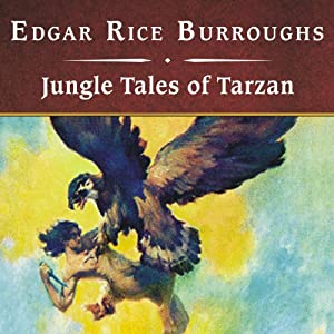 Jungle Tales of Tarzan Audiobook