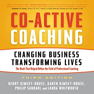 Co-Active Coaching, 3rd Edition Audiobook